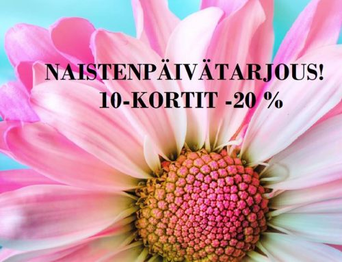 10-kortti -20%