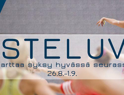 Syysstartti+Sporttikirppis su 25.8. klo 16-18 Mikkolan koululla