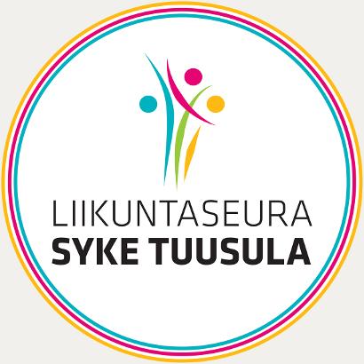 Liikuntaseura Syke Tuusula ry logo